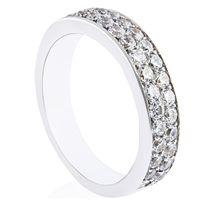 Diamantring | Grazioso | 0,90 carat - Grazioso - 0,90ct TW/VS