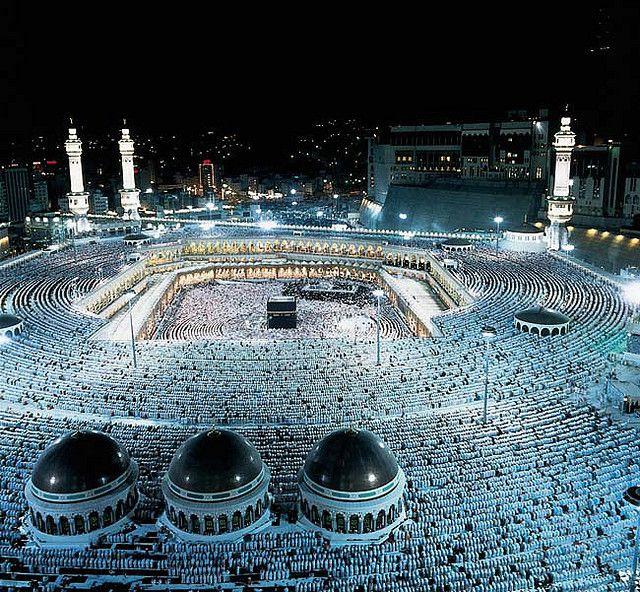 Al Masjid Al Haram - Mecca, Saudi Arabia