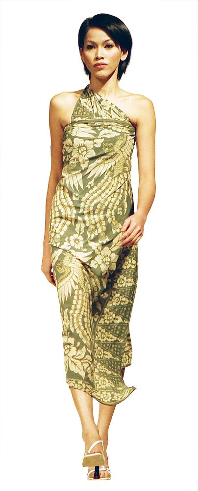 Iwan Tirta's Batik via @jakpost