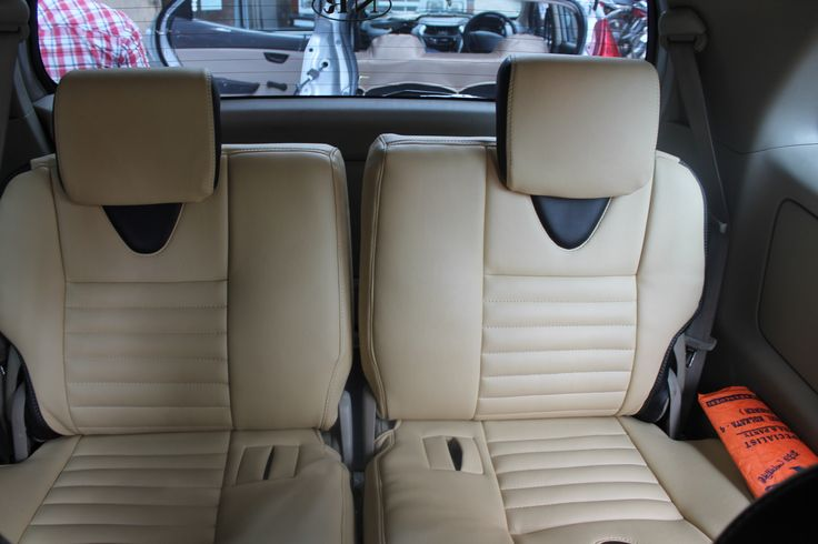 Toyota Innova Custom Fit Car Seat Cover From FEATHER At