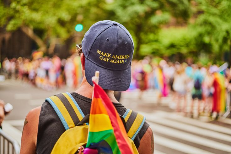 Thousands joined in this year's NYC Pride Parade. Look through 51 photos that capture the joy and spirit of the march.