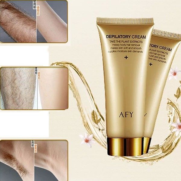 AFY Women Men Hair Remove Depilatory Cream via Goods from Michal. Click on the image to see more!