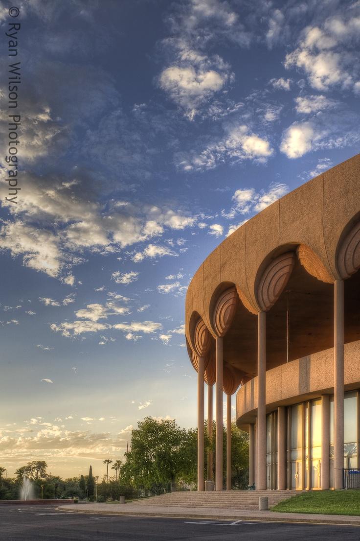 Gammage Auditorium, Arizona State University, Tempe, AZ
