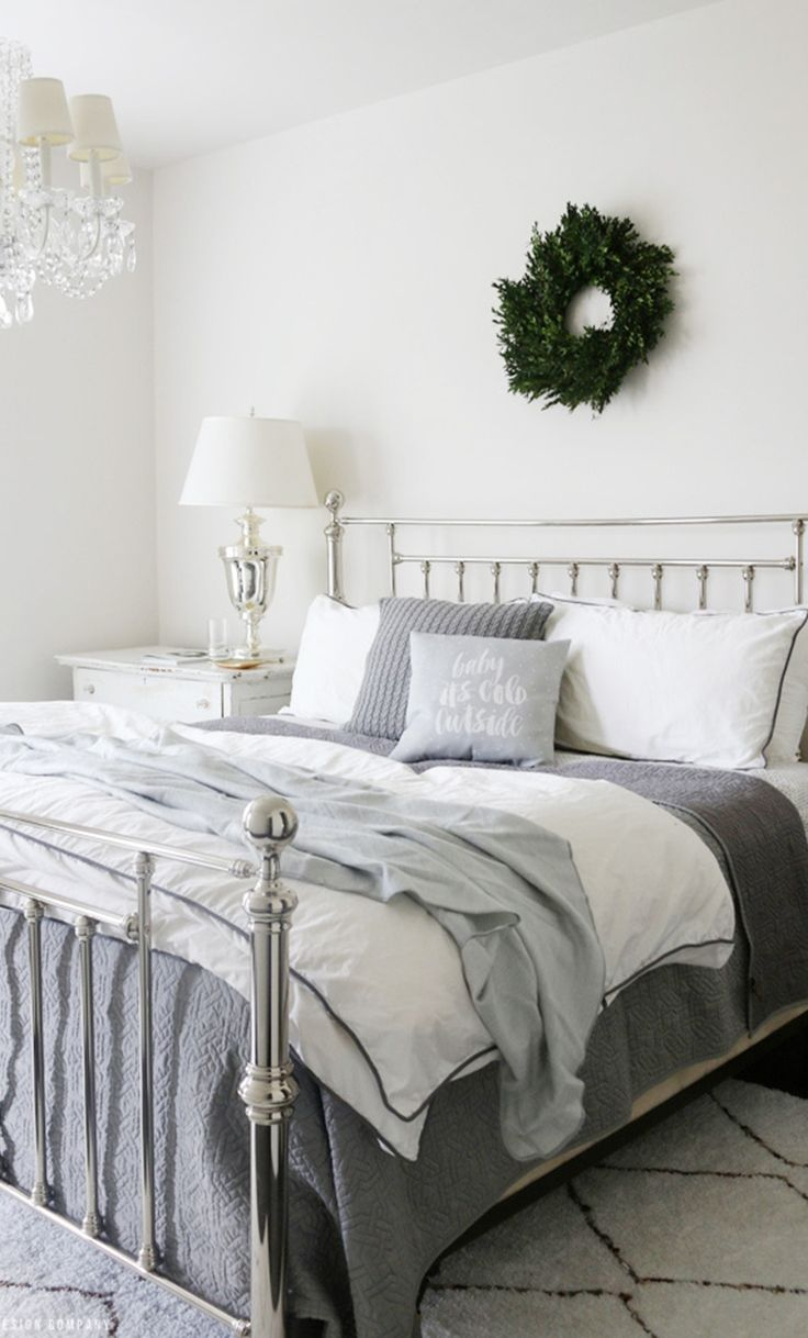 107 best as seen in bedroom inspiration and bedroom ideas images a bedroom fit for the holidays styled by jones design company