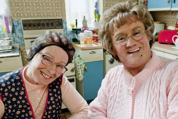 Mrs Brown's Boys creator Brendan O'Carroll donates £24k to family of baby whose mum was killed in car crash - - - - no at all surprised by this. The cast of Mrs Browns Boys are truly lovely people.