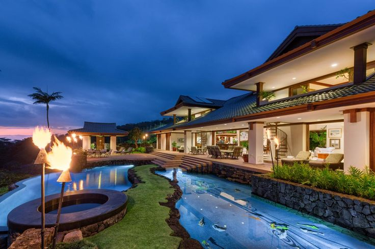 21 best Hawaii Dream Home Build images on Pinterest Holyhock Designer Dream Homes Magazine on