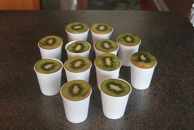Kiwi Cups, Best enjoyed frozen!: Photo