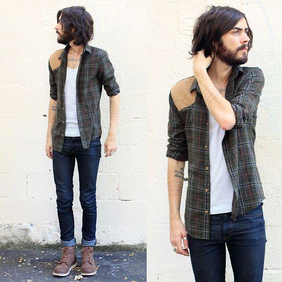 Boêmios na moda masculina A vida desregrada é uma... - TrendCoffee | Moda Masculina e Lifestyle