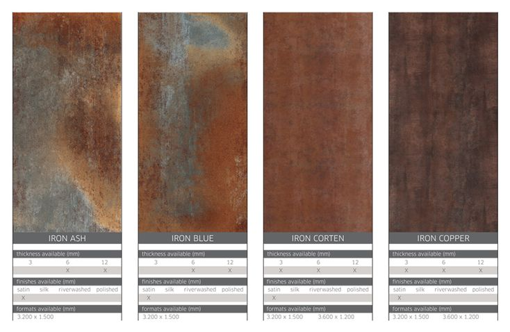 domus marmi rivenditore neolith iron, iron ash, iron blue ...