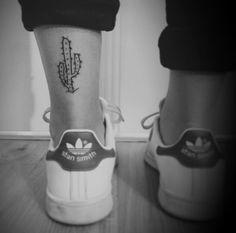 Cactus Tattoo by Neko