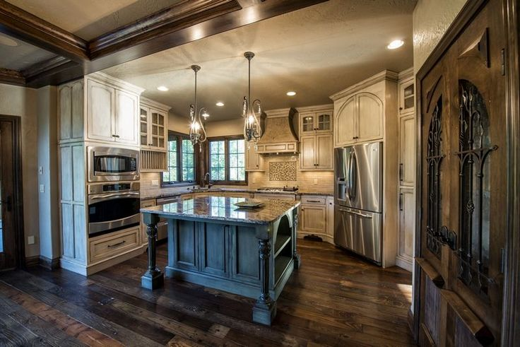 French Country Kitchen Dream Home Pinterest French