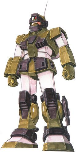 RGM-79SC GM Sniper Custom   The Gundam Wiki   Fandom powered by Wikia