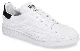 Boy's Adidas Stan Smith Primeknit Sneaker