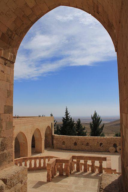 Monastery - Mardin, Turkey
