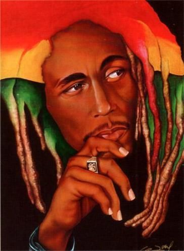 One Love(Bob Marley) by Gerald Ivey