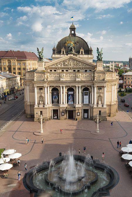 Lviv Opera Ukraine                                                       …