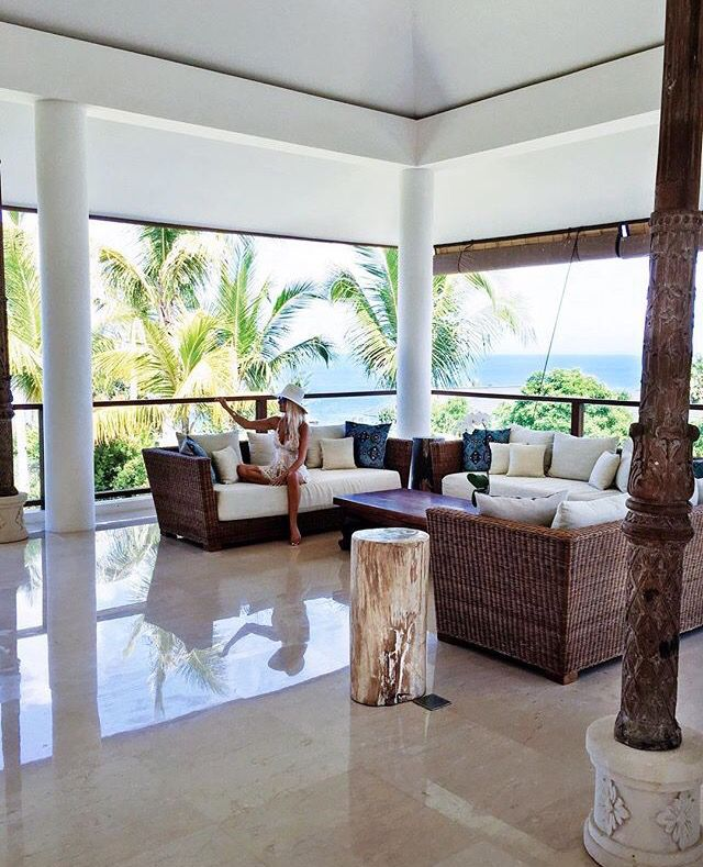 Loving This Peaceful Space, The Dreamy Ocean View, The Vital Energy Of This  Island Paradise. Find This Pin And More On Tropical Islands Home Ideas ... Great Pictures