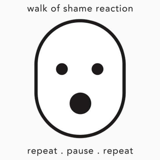 Game of Thrones Walk of Shame Reaction