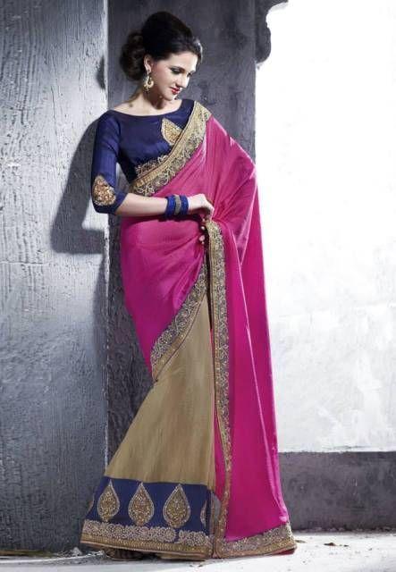 Latest Saree Designs 2014 Utsav Bollywood Sarees by Utsav