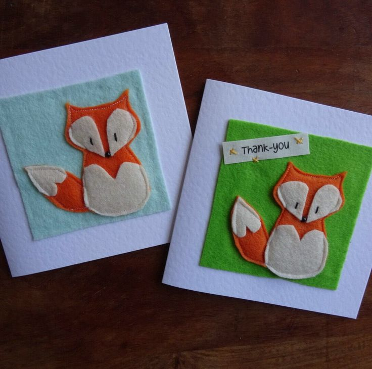 A personal favourite from my Etsy shop https://www.etsy.com/uk/listing/510191320/fox-card-fox-thank-you-card-fox-birthday