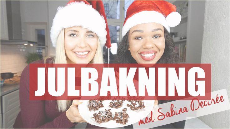 Recept på nyttigt julgodis ♥  Julbakning med Sabina Decirée http://idawarg.se/2015/12/09/nyttigt-julgodis-chokladbrack-recept-2/