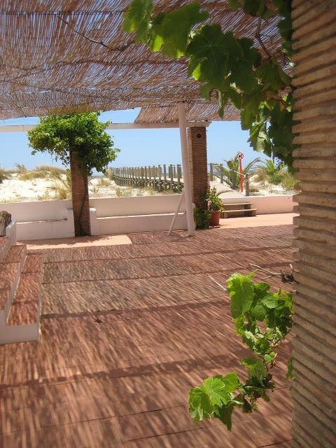 À SOMBRA  Praia do Barril, Algarve
