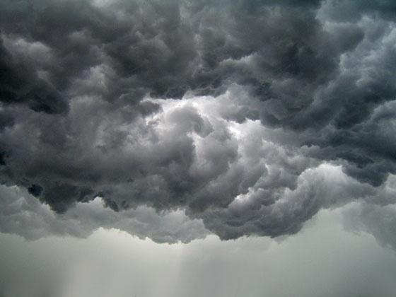 Céu nublado de Julie Melissa