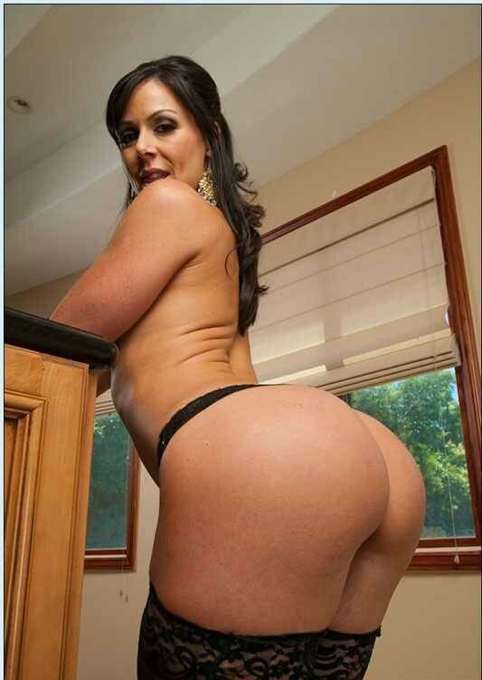 Huge ass cougar