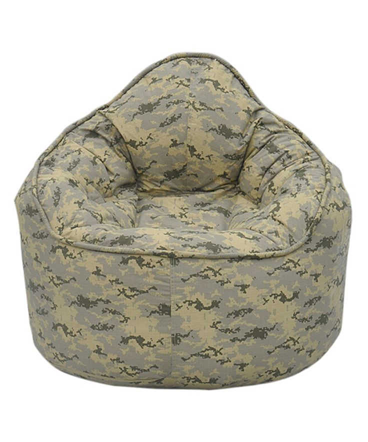 Loving This Camo Bean Bag Chair On Zulily Zulilyfinds