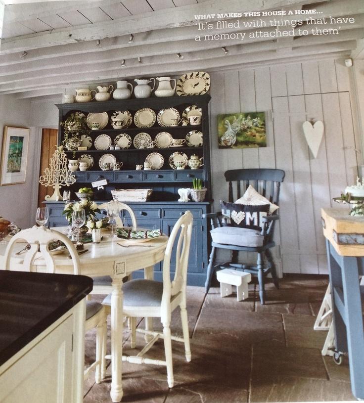 Emma Bridgewater Country Homes Interiors Magazine December