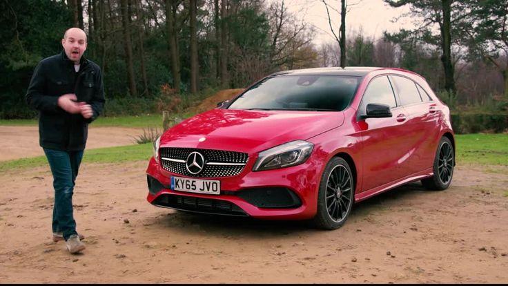 Mercedes A-class review: better than a BMW 1-series?