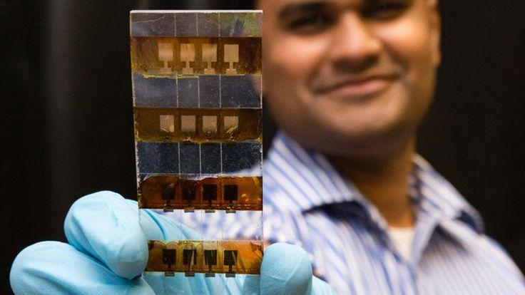 NTU makes breakthrough solar technology - Channel NewsAsia