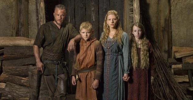 Vikings saison 2: Alexander Ludwig et Linus Roache joignent la série