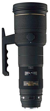 Sigma Téléobjectif 500 mm F4,5 EX DG APO HSM - Monture Canon