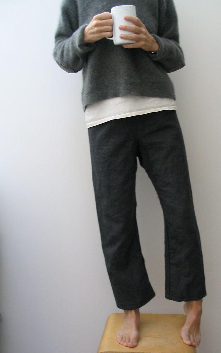 Best 25  Linen pants outfit ideas on Pinterest
