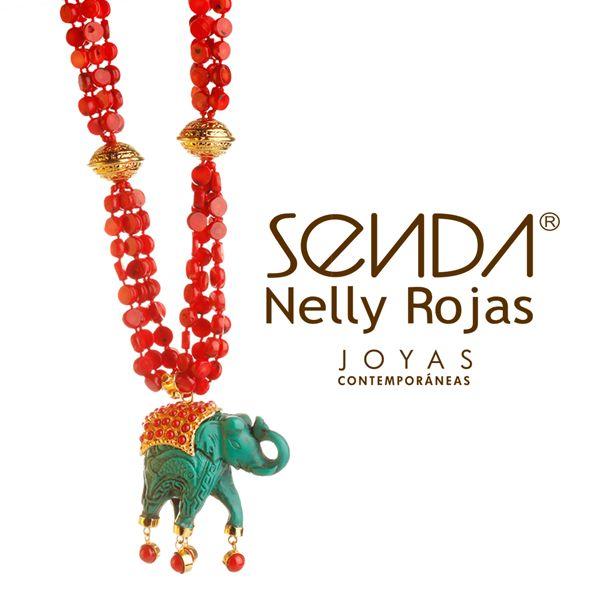 Hermoso collar inspirado en la cultura Hindú Dale toques bohemios a tu outfit y luce espectacular para una noche de fiesta.