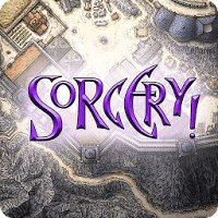 https://androidapplications.ru/games/6307-sorcery-4.html  Sorcery 4  Приключенческая RPG с механикой настольной игры.