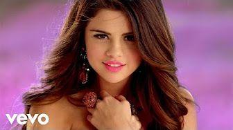Selena Gomez & The Scene - Un Año Sin Lluvia - YouTube