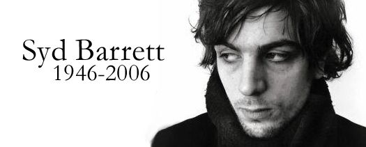 Schizophrenia Daily News Blog: Syd Barrett, Founder of Pink Floyd band, Sufferer of Schizophrenia, Passed Away this Week