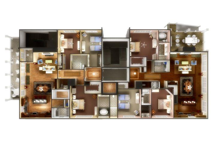 25 best images about 3d floor plan 3d site plan for 3d site plan