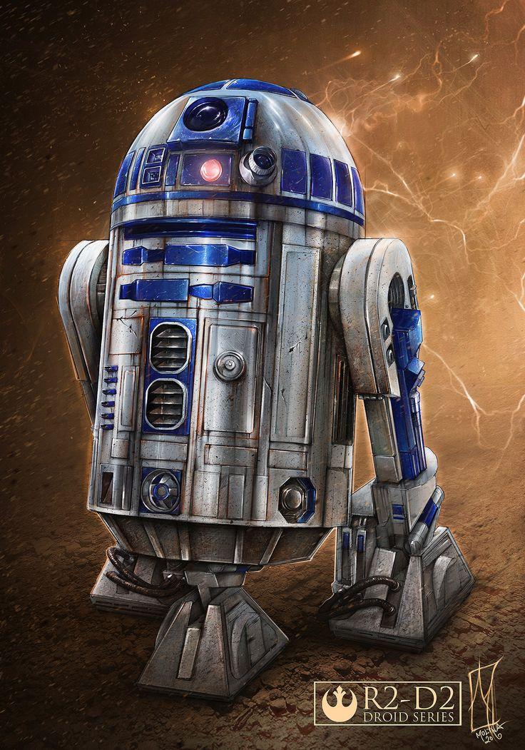 Star Wars Portraits - Created by Shane Molina