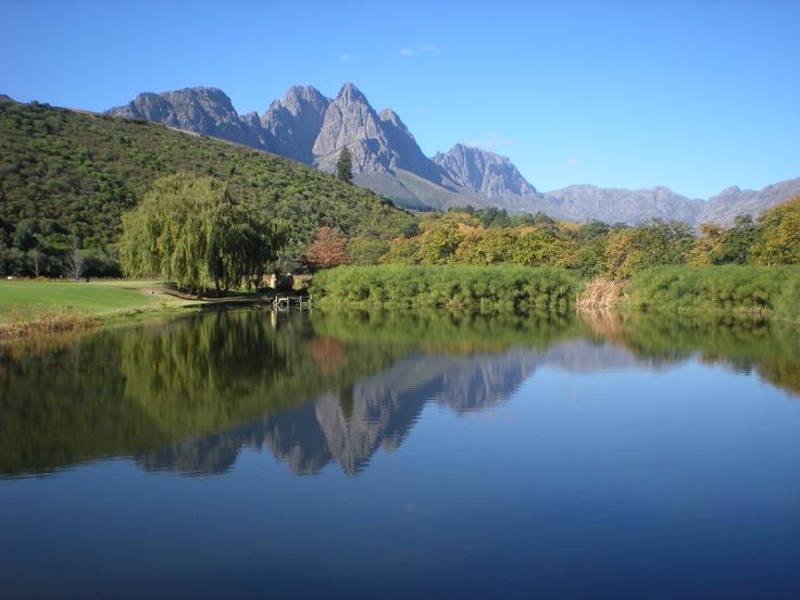 Stellenbosch Jonkershoek South Africa