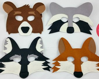 25 unique bear mask ideas on pinterest bear crafts for Woodland animal masks template