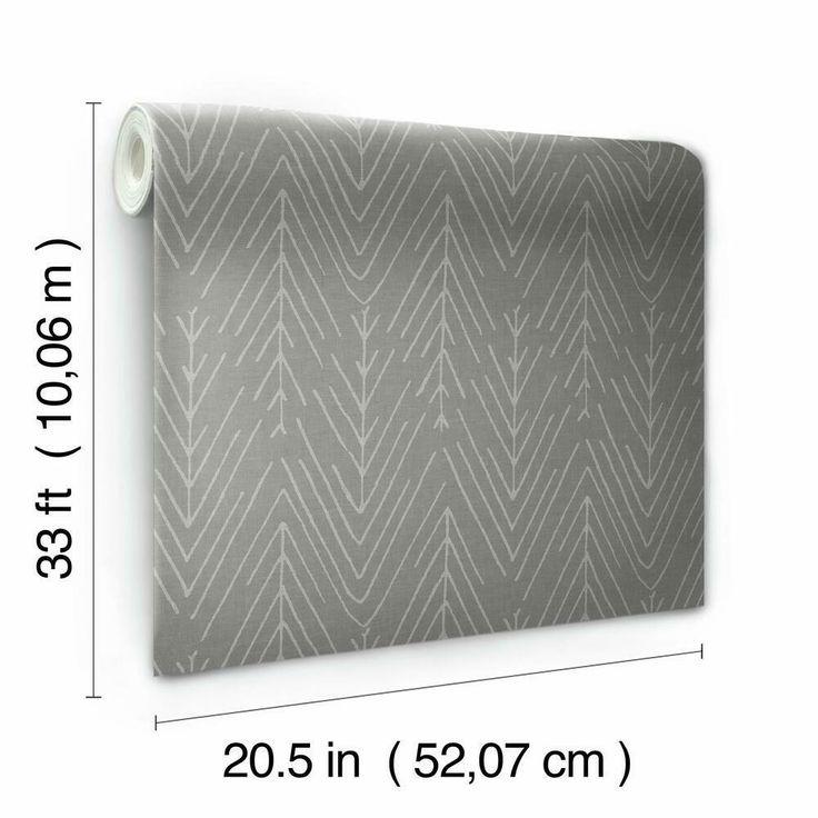 Twig Hygge Herringbone Peel And Stick Wallpaper Peel And Stick Wallpaper Room Visualizer Hygge