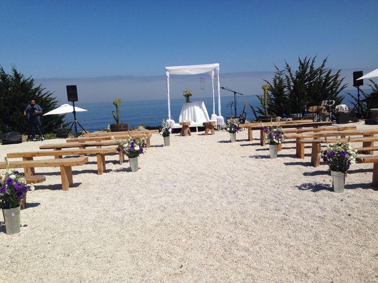 Ceremonia e la playa