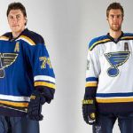 The St. Louis Blues Reveal New Jerseys via @Chornig94 #NHL #BlueJackets #Columbus #Jerseys #blogger