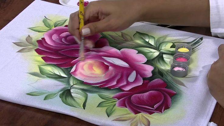 rosas de Ana Laura