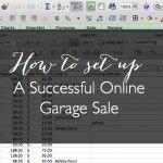 How to Organize an Online Garage Sale