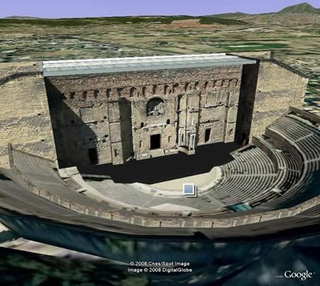 Orange France, Roman Theatre