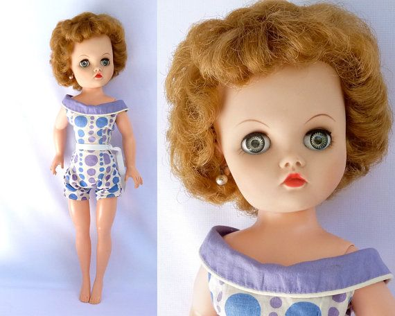 Candy Fashion Doll From The 60's Vintage s s quot Candy